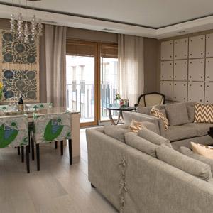 Interior design projects original interiors ideas for Interni di casa contemporanea